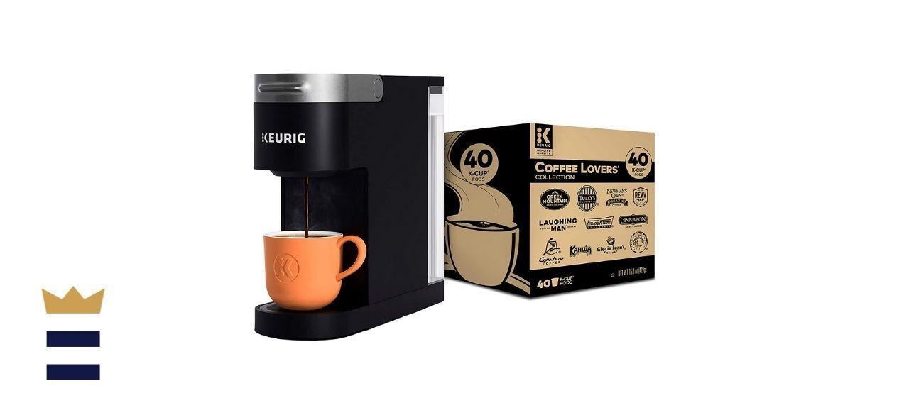 Keurig K-Slim Single-Serve Coffee Maker