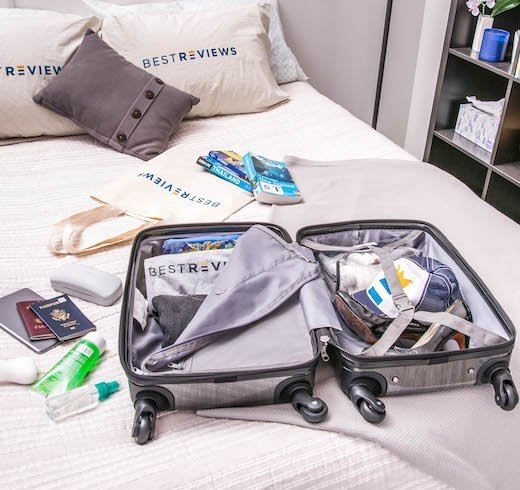 5 Best Suitcases July 2018 Bestreviews