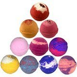 Bath Bombs Bath Bombs in Moisture Resistant Bag, 10 Count