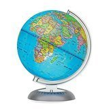 Little Experimenter Illuminated World Globe for Kids