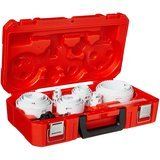 Milwaukee 28-Piece All-Purpose Professional Ice Hardened Hole Saw Kit