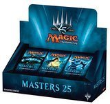 "Magic the Gathering ""Masters 25"" Factory Sealed Booster Box MTG Card Game"