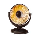 Soleil Infrared Dish Electric Space Heater