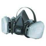 3M Facepiece Reusable Respirator 6300