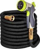 Hospaip Expandable Water Hose with Double Latex Core