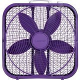 "Lasko Cool Colors 20""  3-Speed Box Fan"