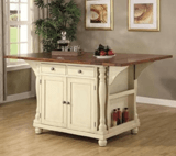 Coaster Home Furnishings Large Scale Kitchen Island