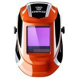 DEKOPRO Solar Powered Welding Helmet Auto Darkening