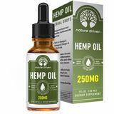 Nature Driven Hemp Oil Extract (250 mg)