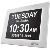 American Lifetime Extra-Large Digital Clock