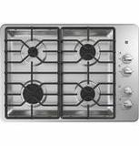 GE 30 Inch Gas Cooktop with MAX System