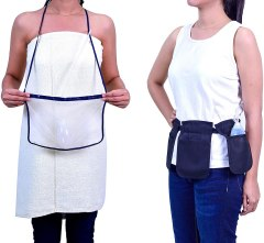 Inspired Comforts Post-Surgery Drain Belt and Shower Holder