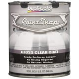 Dupli-Color Clear Coat Paint Shop Finish System - 32 oz.