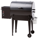 Traeger Tailgater 20 Portable Wood Pellet Grill and Smoker