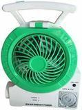 Hereta Multi-Function Solar Fan