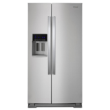 Whirlpool Side by Side 28 cu. ft. Refrigerator, Full Depth