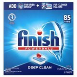 Finish Powerball All-in-One Deep Clean Dish Tabs