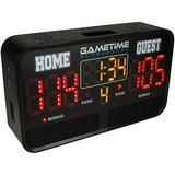 Gametime Technologies Portable Indoor Scoreboard and Audio Player