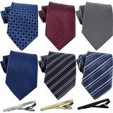Jeatonge Men's Ties