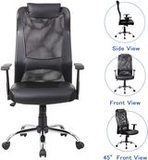 LCH High-Back Mesh Office Chair