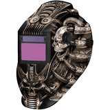 Metal Man Variable Shade Auto-Darkening Welding Helmet