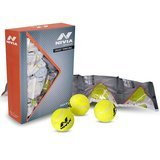 Nivia Heavy Tennis Ball Cricket Ball, 6 Pack