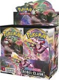 Pokémon TCG Sword & Shield - Rebel Clash Booster Box