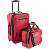 Rockland Soft-Sided Luggage Set