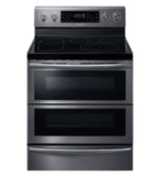 Samsung Flex Duo™ 30-Inch 5.9 Cubic Foot Double Oven Electric Convection Range