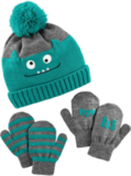 Simple Joys by Carter's Baby Beanie and Mitten Set