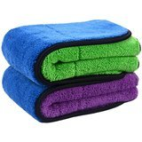 Sinland 720gsm Ultra Thick Plush Microfiber Car Cleaning Towels