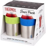 Thermos Stainless Vacuum Insulated Can Insulator