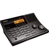 Uniden 500 Channel Clock/FM Radio Scanner with Weather Alert