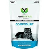 VetriScience Composure Behavioral Health Bite-Sized Cat Chews